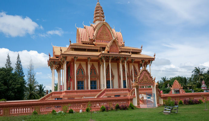 LEssentiel du Cambodge 3 * temple sisophon