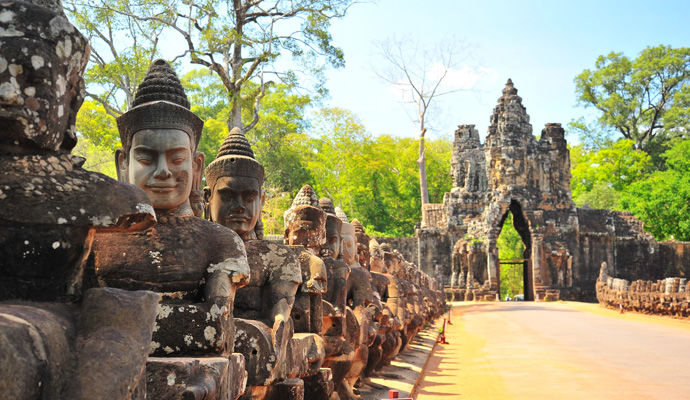 LEssentiel du Cambodge 3 * siem reap