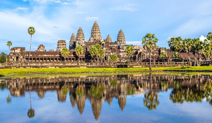 LEssentiel du Cambodge 3 * angkor wat