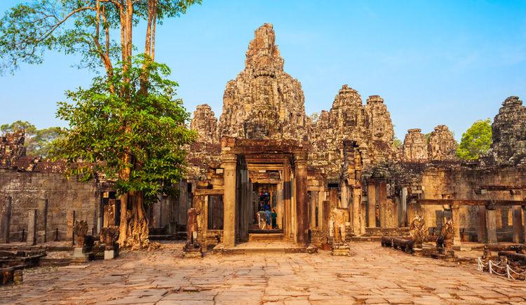 Temple Siem Reap