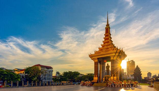 Central Phnom Penh
