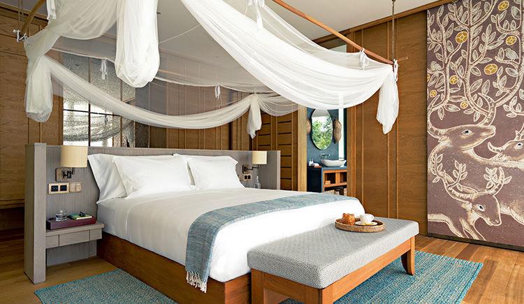 Ocean Pool Villa Suite chambre