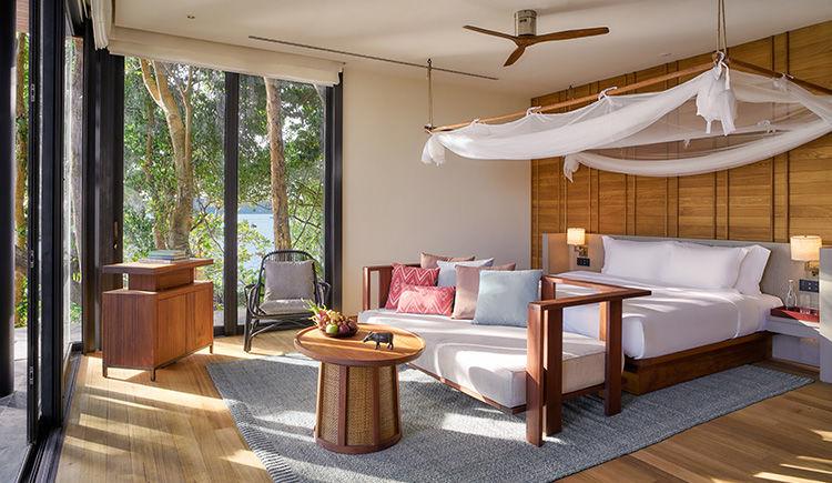 Ocean Pool Villa chambre