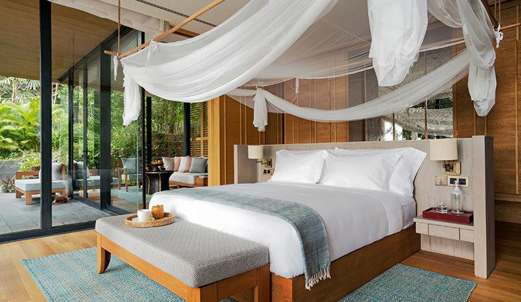Hideaway Pool Villa Suite chambre