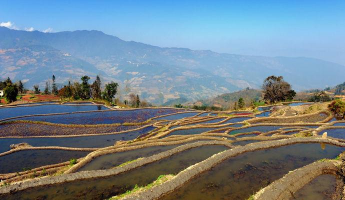 Empreinte du Yunnan