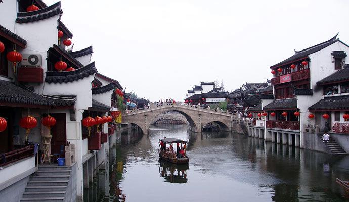 Traversée de la Chine