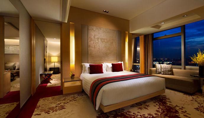 longemont shanghai suite