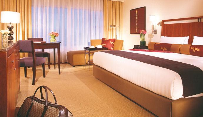 peninsula pekin chambre deluxe