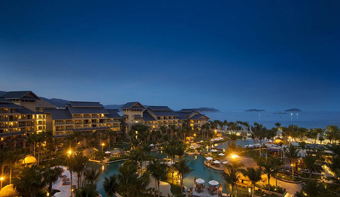 Hilton Sanya Resort and Spa 5 *