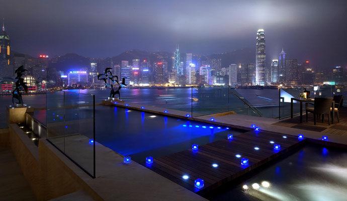Intercontinental Hong Kong 5 *