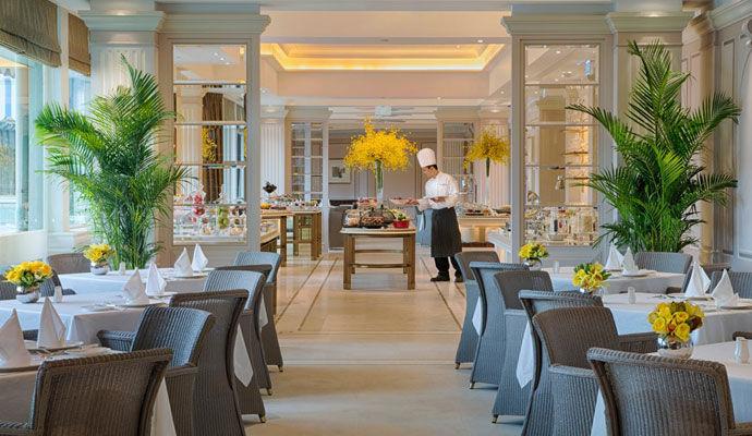 restaurant the verandah
