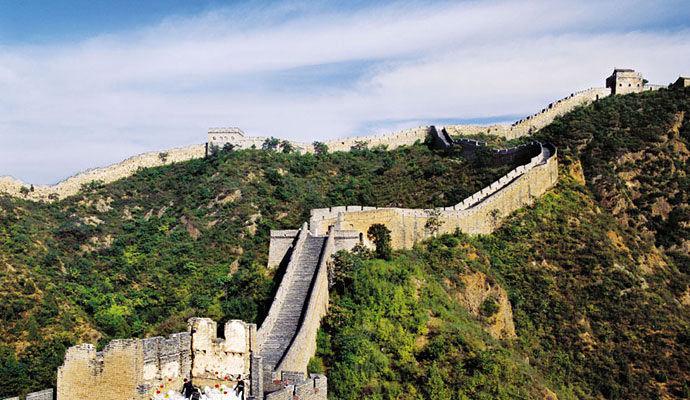 la grand muraille