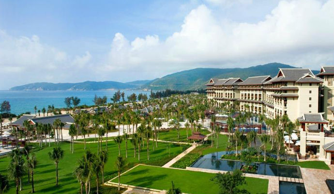 Ritz Carlton Sanya 5 * Luxe