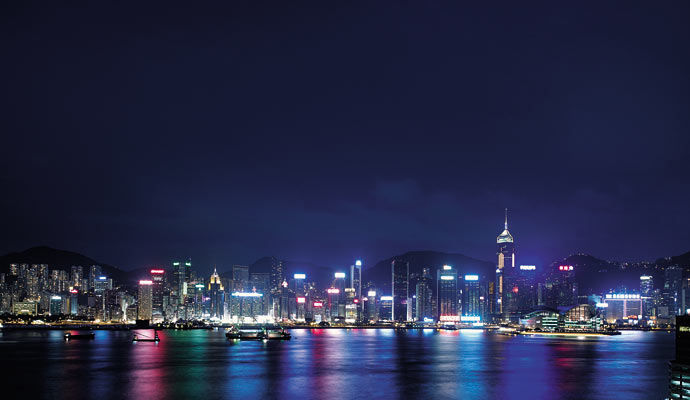 Shangri La Kowloon 5 * Luxe