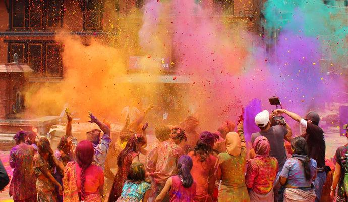 Rajasthan avec Holi à Bundi 10 jours / 8 nuits