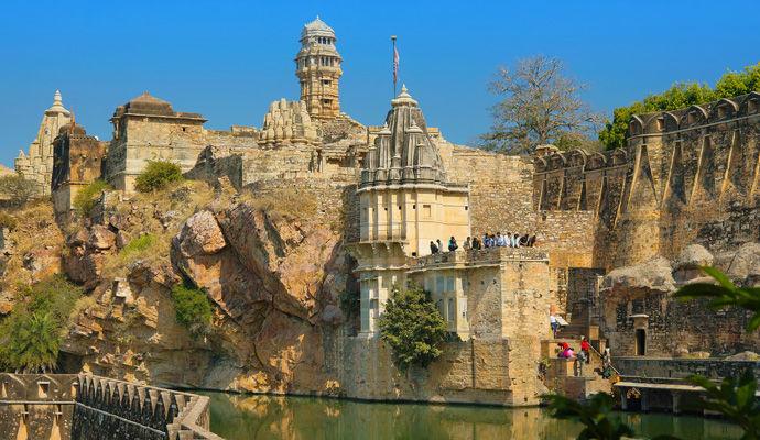 forteresse de Chittorgarh