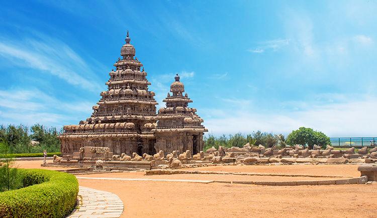 Mahabalipuram temple du Rivage