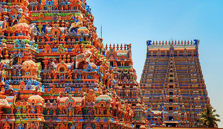 temple Sri Ranganathaswamy