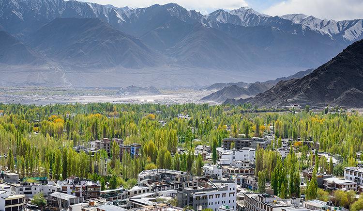 Ladakh, entre ciel et terre