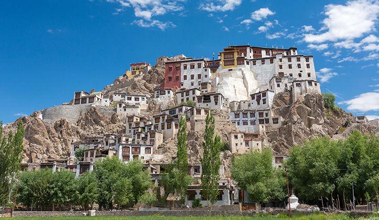 monastere de Spituk