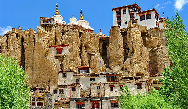 monastere de Lamayuru