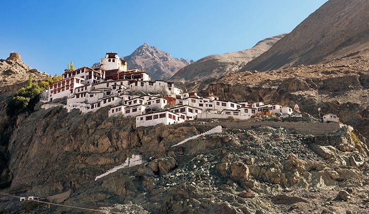 monastere de Diskit