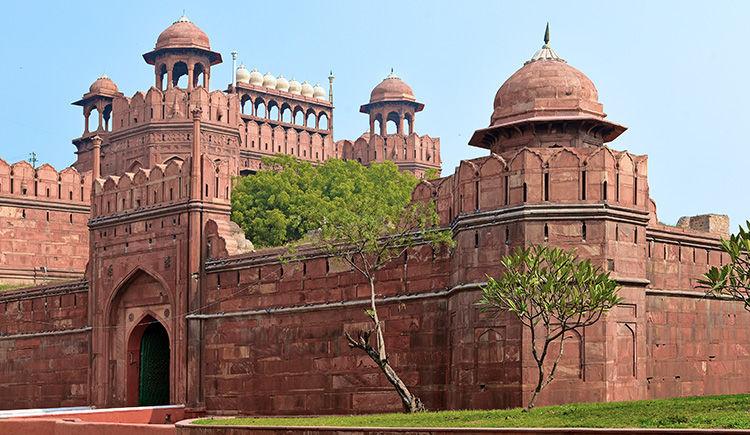 le Fort Rouge de Delhi