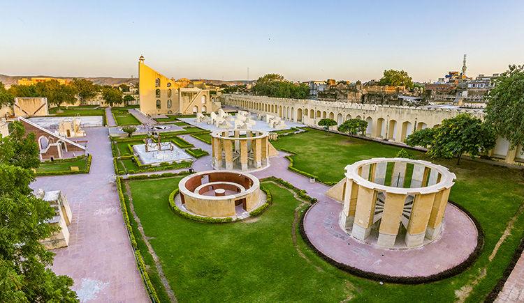 observatoire de Jantar Mantar