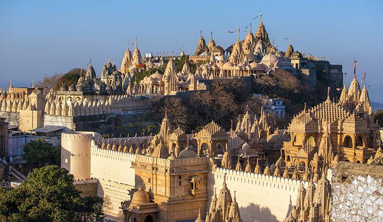 les temples Jains
