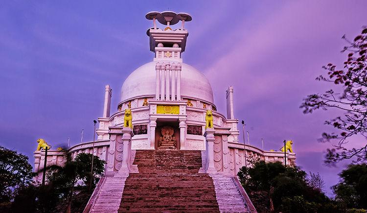 Stupa de Dhauli
