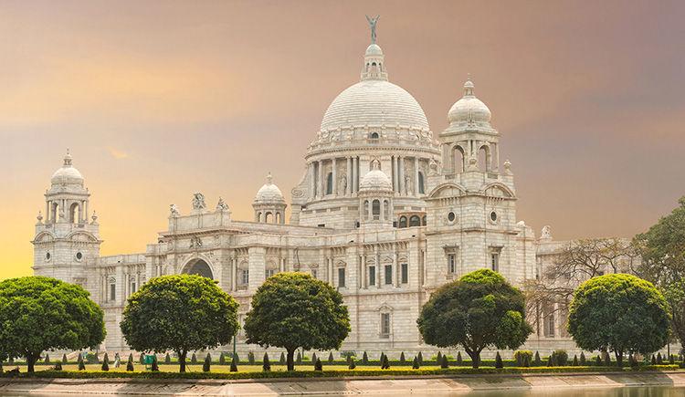 Le Victoria Memorial Calcutta