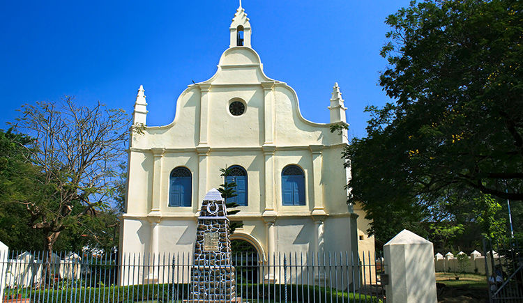 eglise St Francis de Cochin