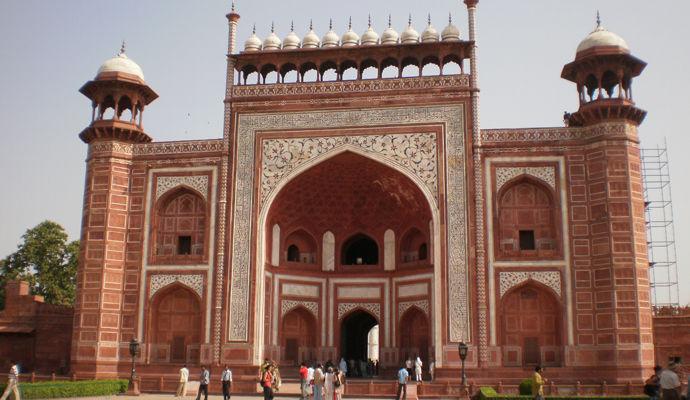 Rajasthan La Vie de Maharadjah - Hôtels Taj