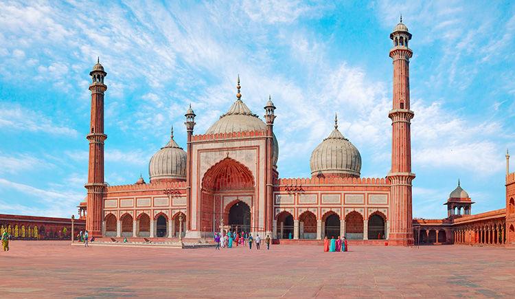 Sur les traces des Maharajas