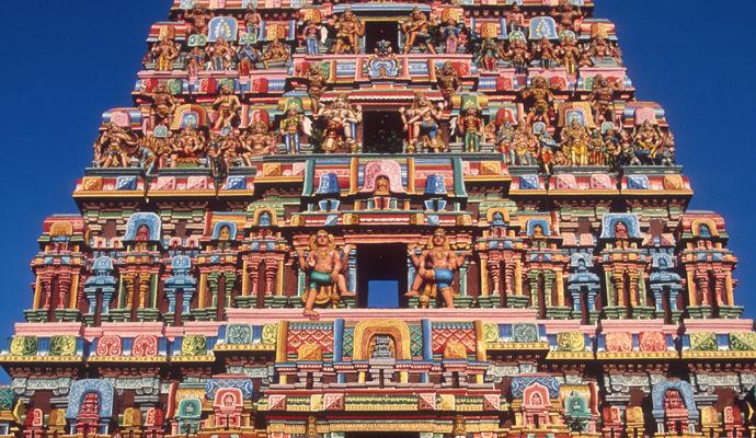 Tamil Nadu & Kerala - Hôtels Taj