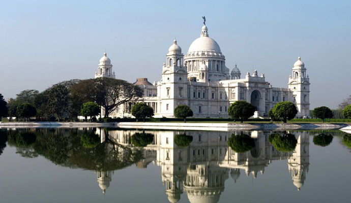 de Delhi à Calcutta