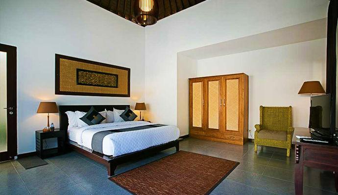 chambre villa Ubud Raya