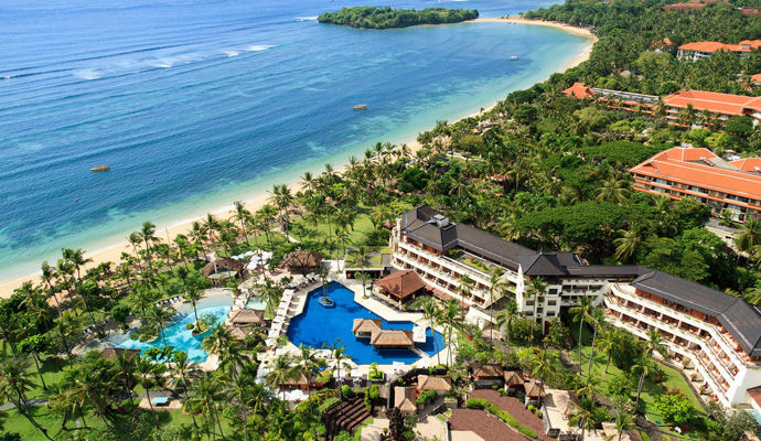 Nusa Dua Beach Hotel & Spa 5 *