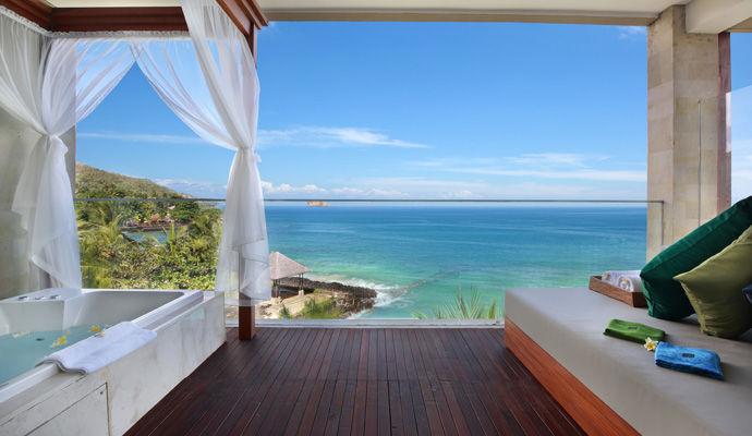 balcon suite ocean