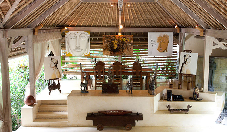 salon Villa Mathis