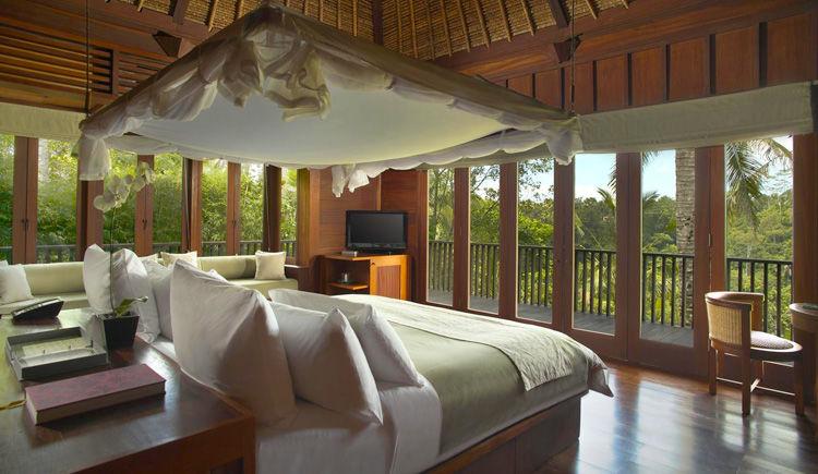 Nusa Dua / Ubud Hôtels Melia Bali et Alila  Alila Chambre Valley Villa