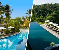 Nusa Dua / Ubud Hôtels Melia Bali et Alila