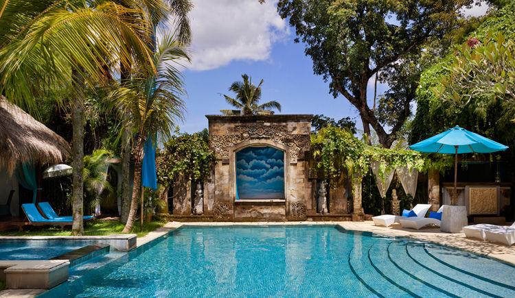 piscine The Mansion Ubud