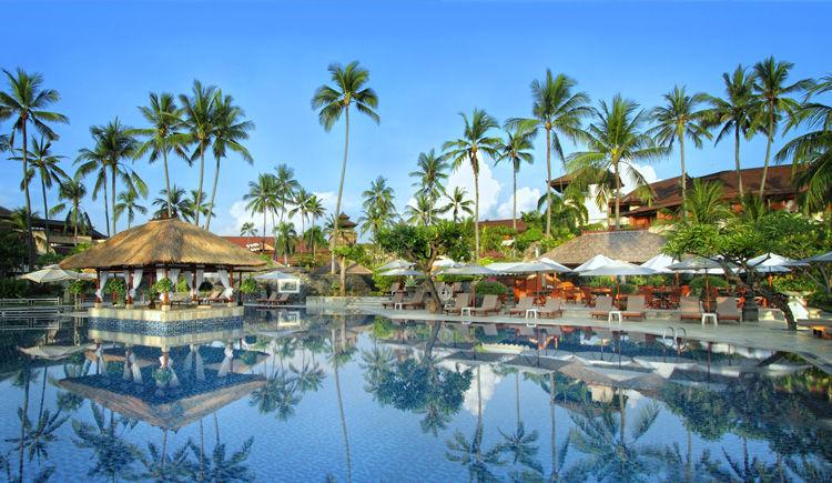 piscine Nusa Dua Bali