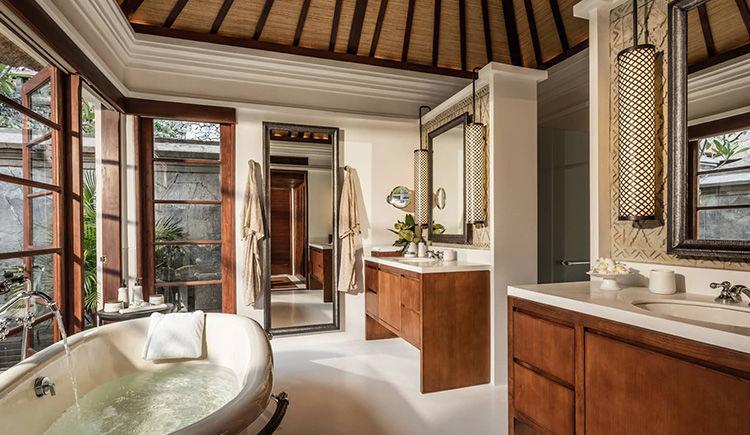 Premier Ocean Villa salle de bain