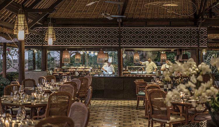 restaurant Taman Wantilan