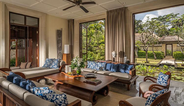 Residence Villa salon