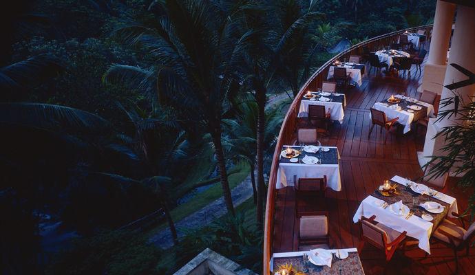 terrasse ayung