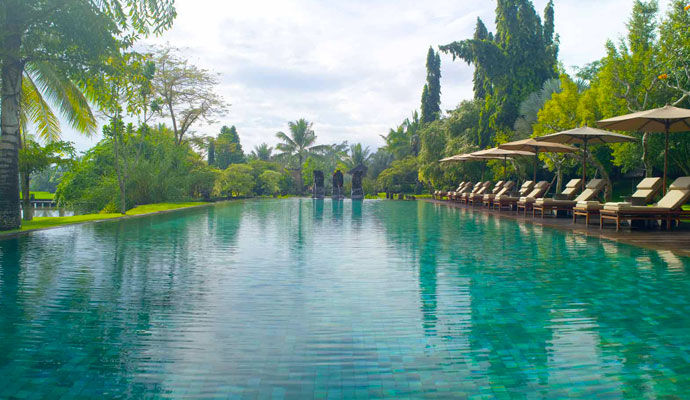 The Chedi Club Tanah Gajah 5 * Luxe