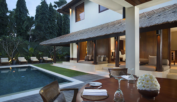 Kayu Aya Club Villa